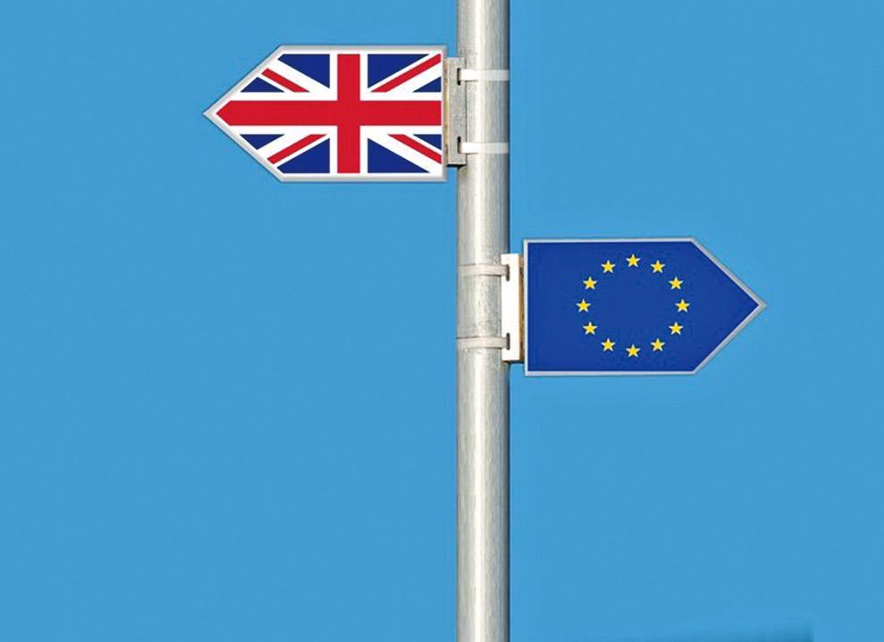 英脫歐部門還在招聘