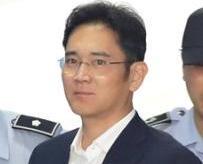 三星太子爺李在鎔被判監五年