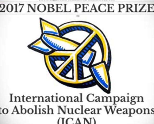 奪諾貝爾和平獎