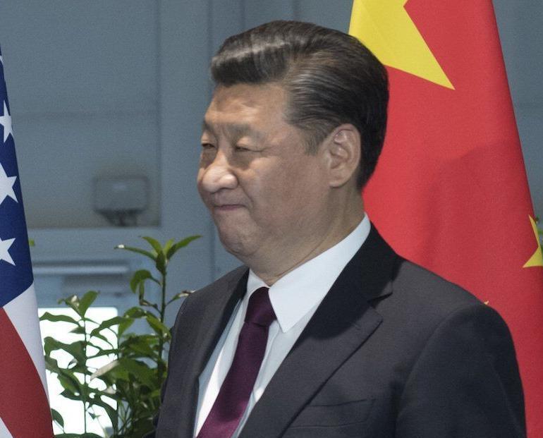稱習近平為「中華民國總統」