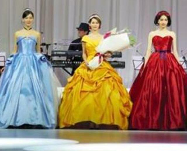 全日本可租迪士尼公主婚紗