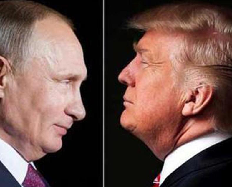 特朗普:美俄關係或為歷史新低