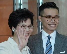 林鄭月娥獲777票當選新特首