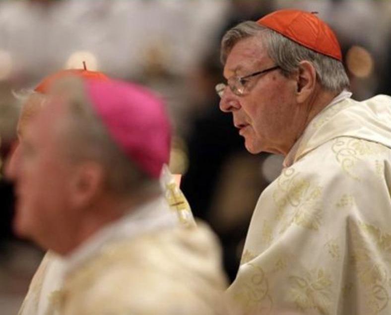 澳洲樞機主教涉性侵兒童遭起訴