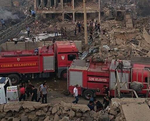 土耳其警局受襲九死64傷