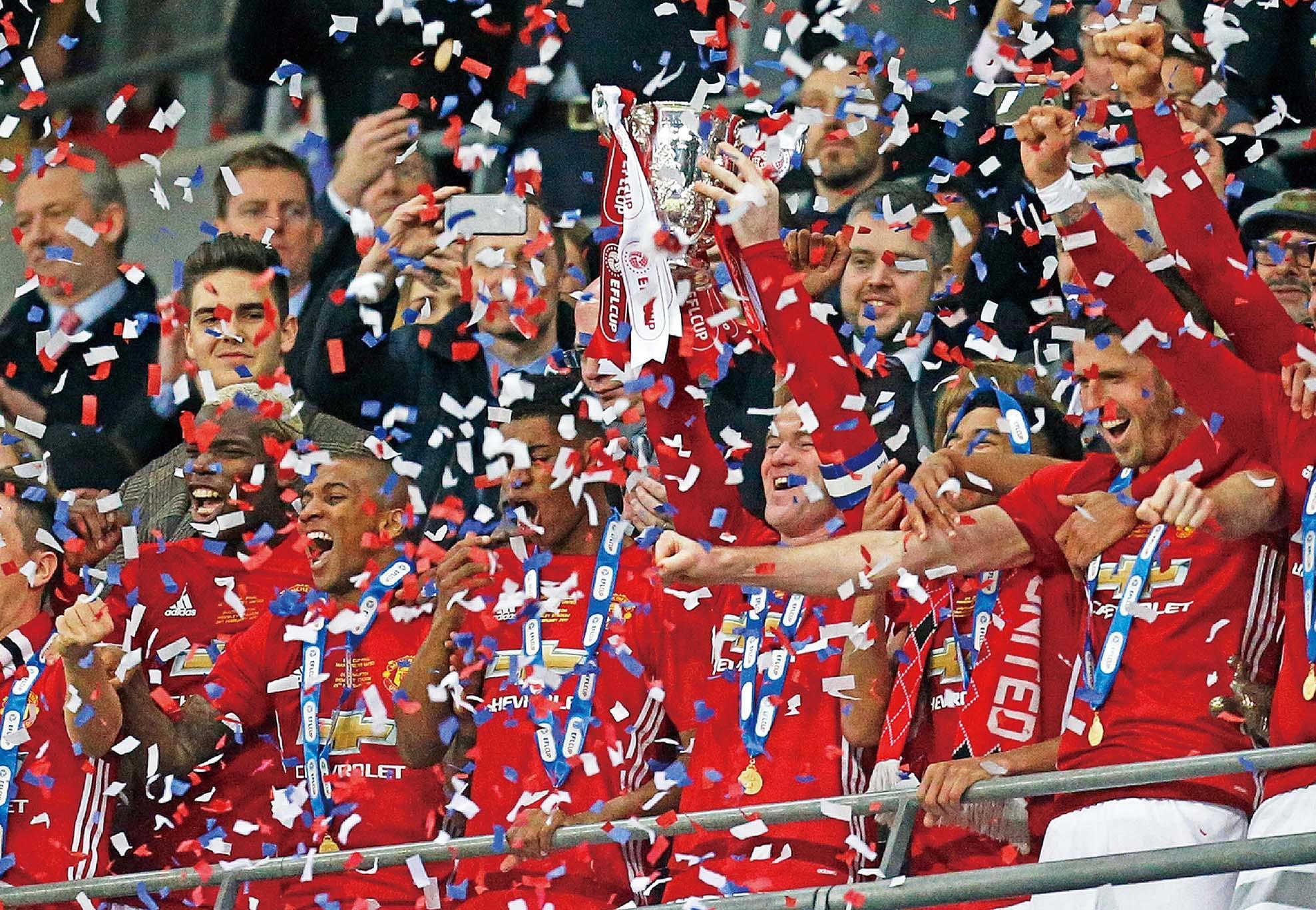 紅魔五捧英聯盃