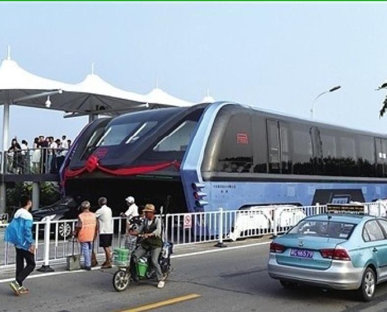 內地研發空中巴士秦皇島試車