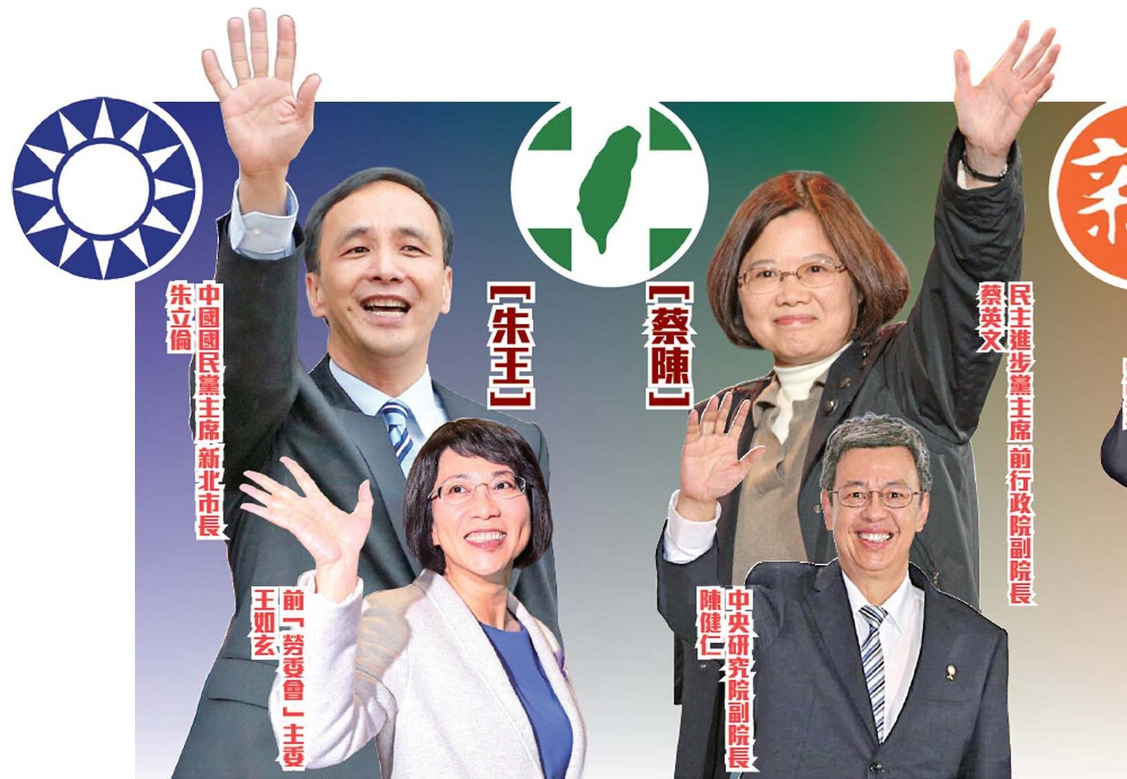 台灣明日「大選」