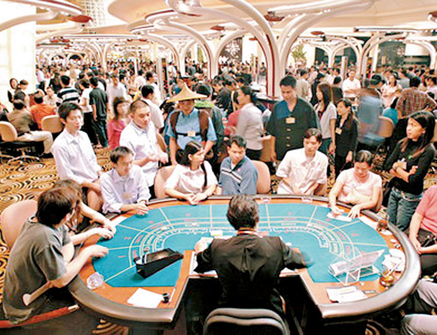 蘇樹輝:料今年賭收有10%增長