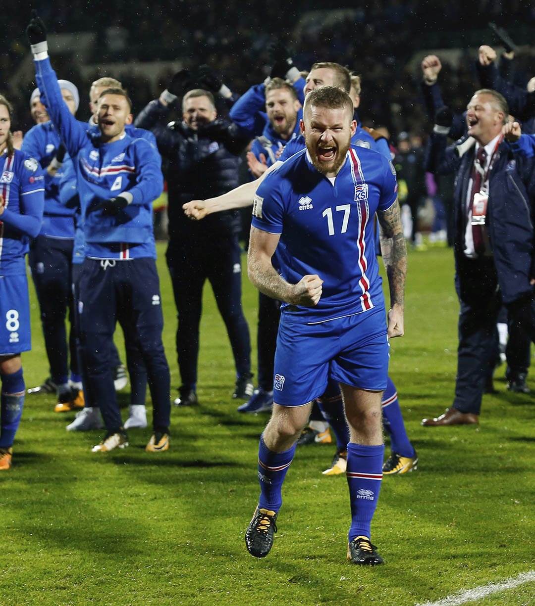 冰島創造世盃神話