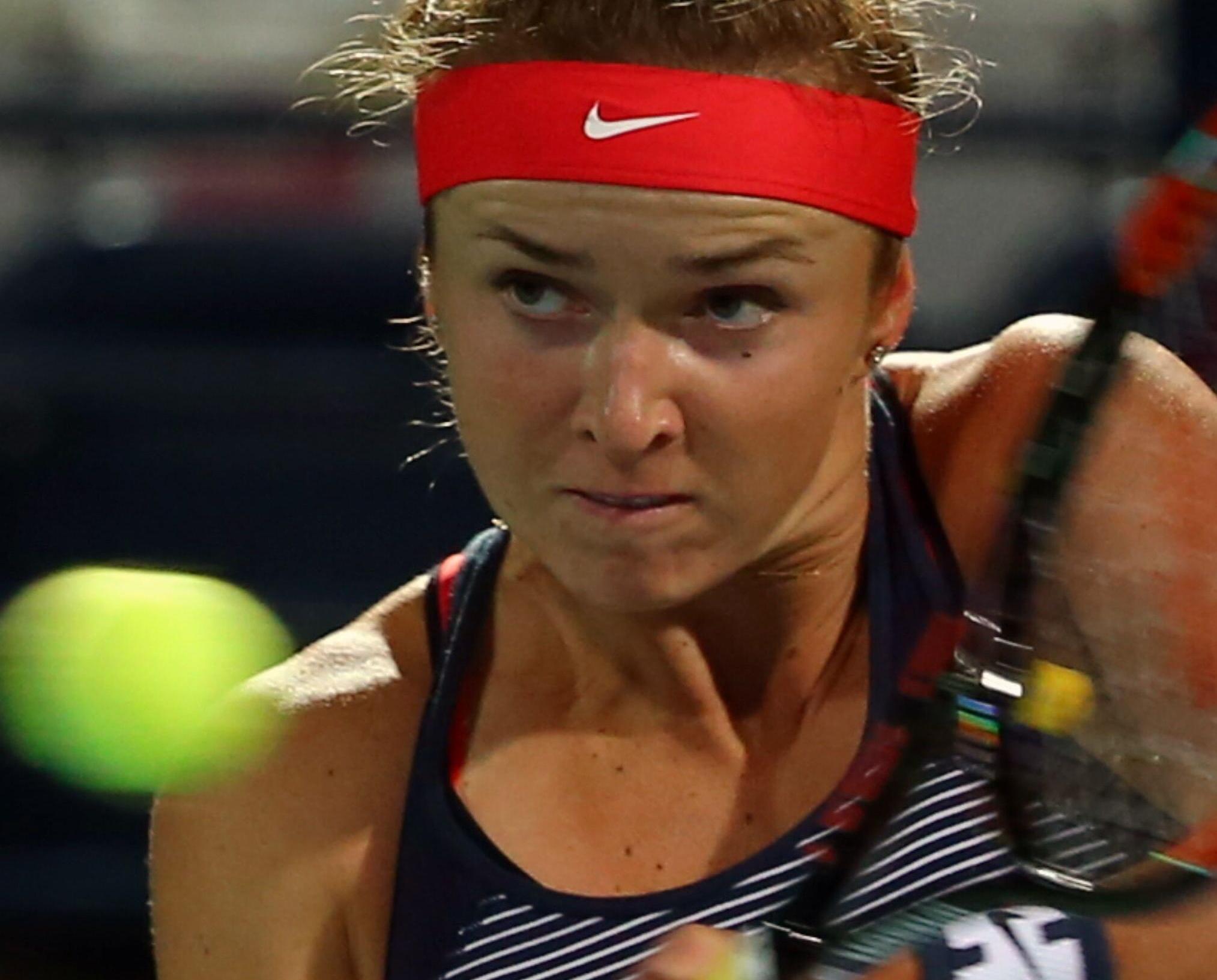 迪拜網賽女單前四種子出局