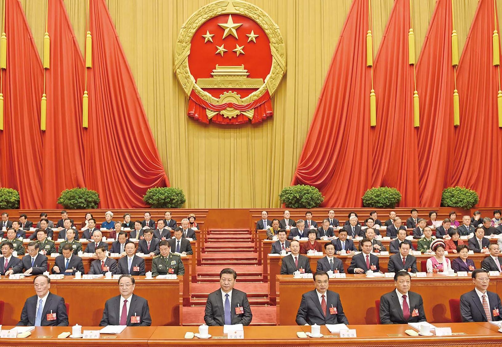 「中國經濟絕不會硬著陸」