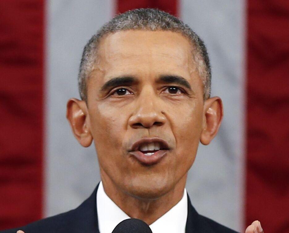 奧巴馬稱美世界最強