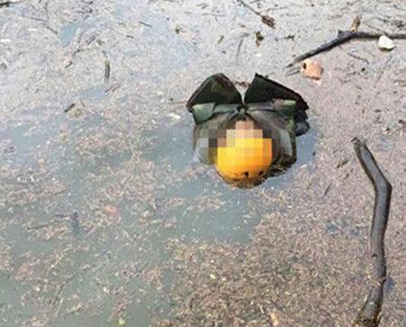 江門山洪暴發八死十傷