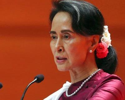 就羅興亞人發表全國講話