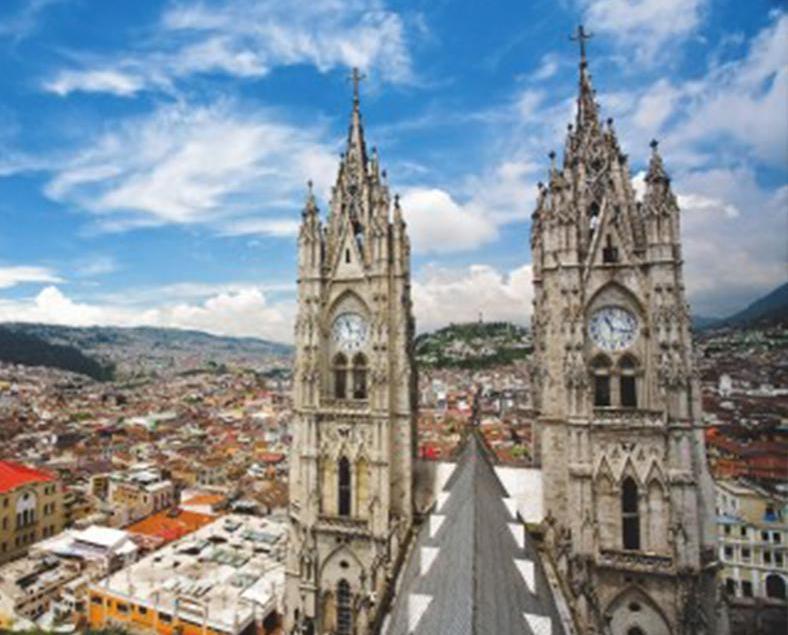 特區護照可免簽入境厄瓜多爾