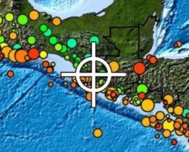 墨西哥外海發生7級地震