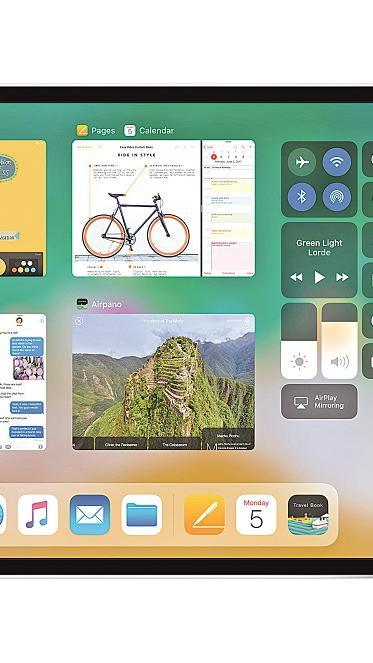 iOS 11功能更實用