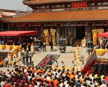 第15屆媽祖文化旅遊節開幕