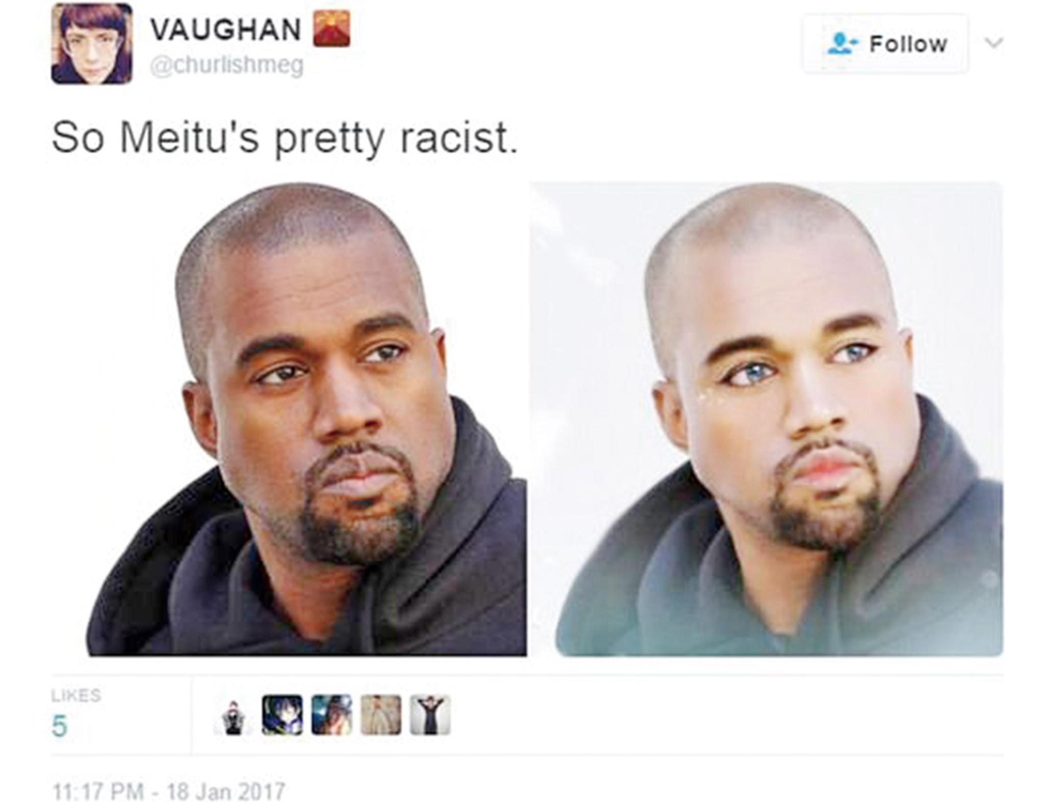 老外:種族歧視