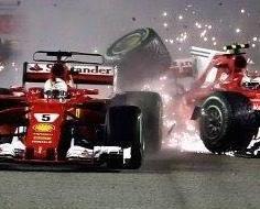黑帝F1新加坡站封王