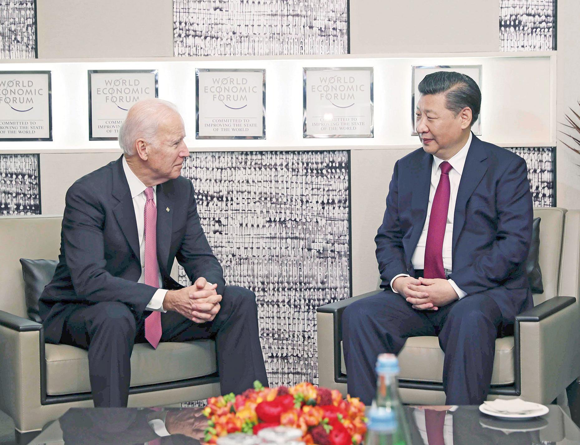 冀中美穩定合作