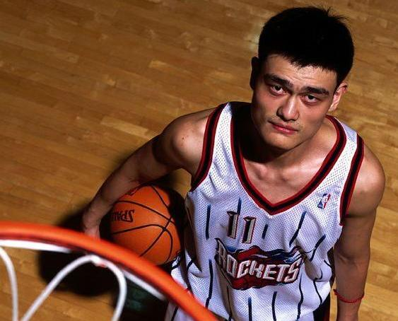 姚明入選NBA名人堂