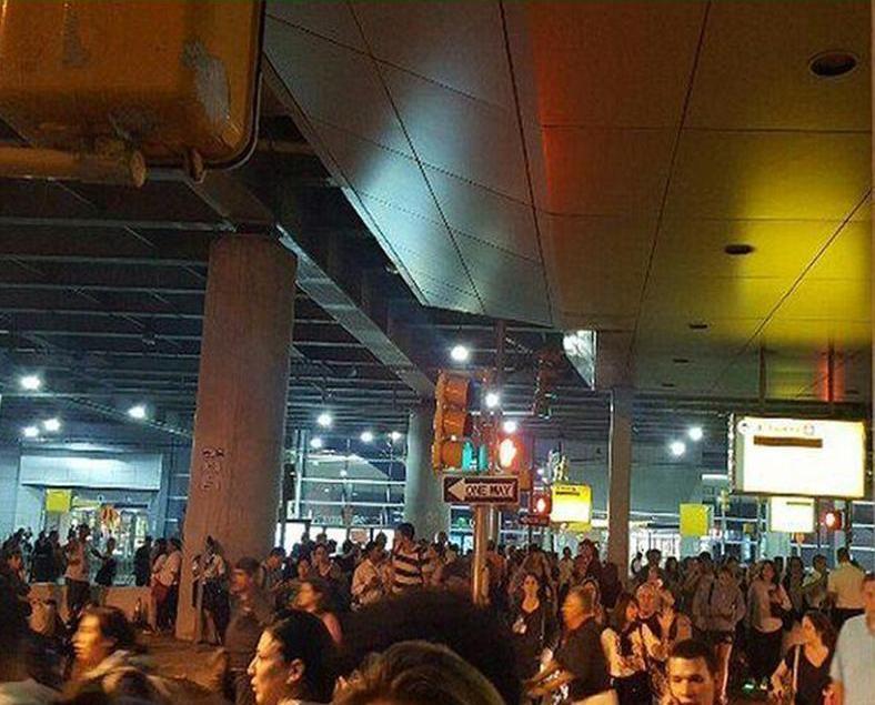 紐約甘迺迪國際機場傳槍聲