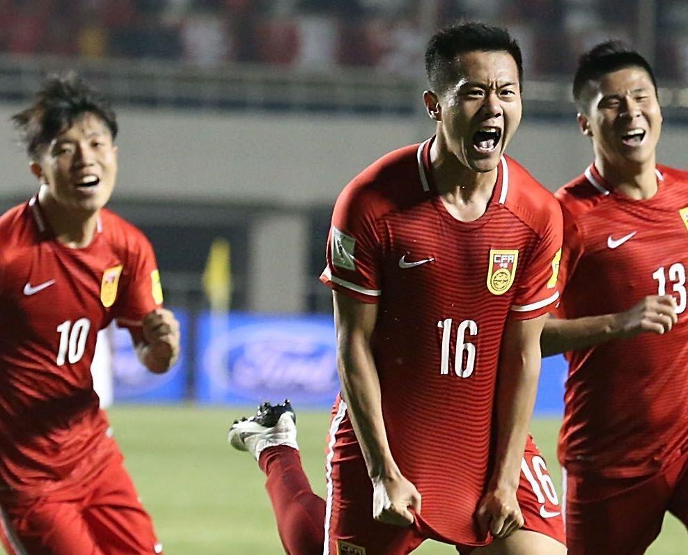 國足出線世界盃亞洲區12強