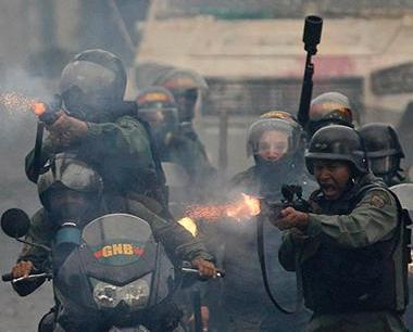 委內瑞拉再爆衝突