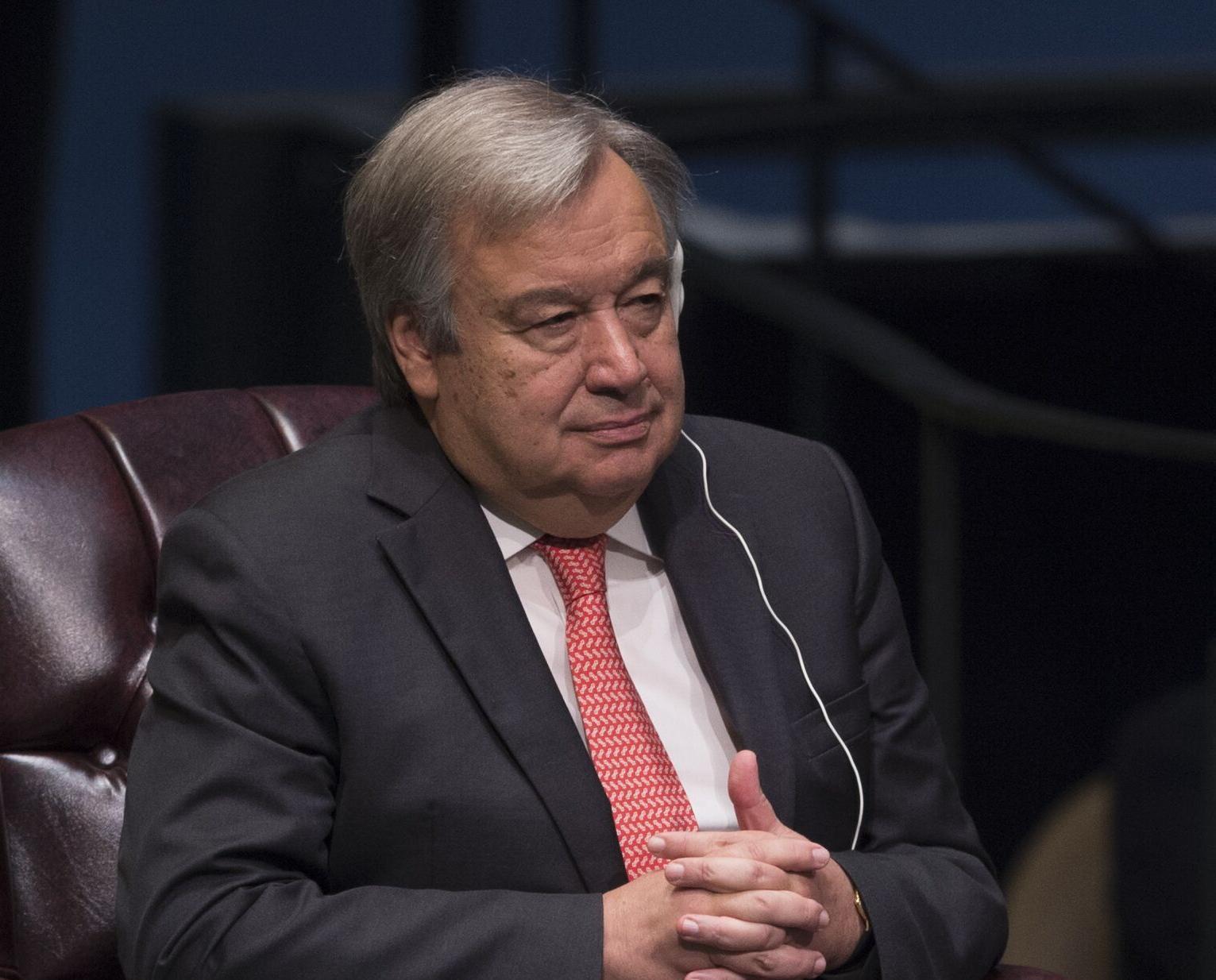 為下任聯合國秘書長