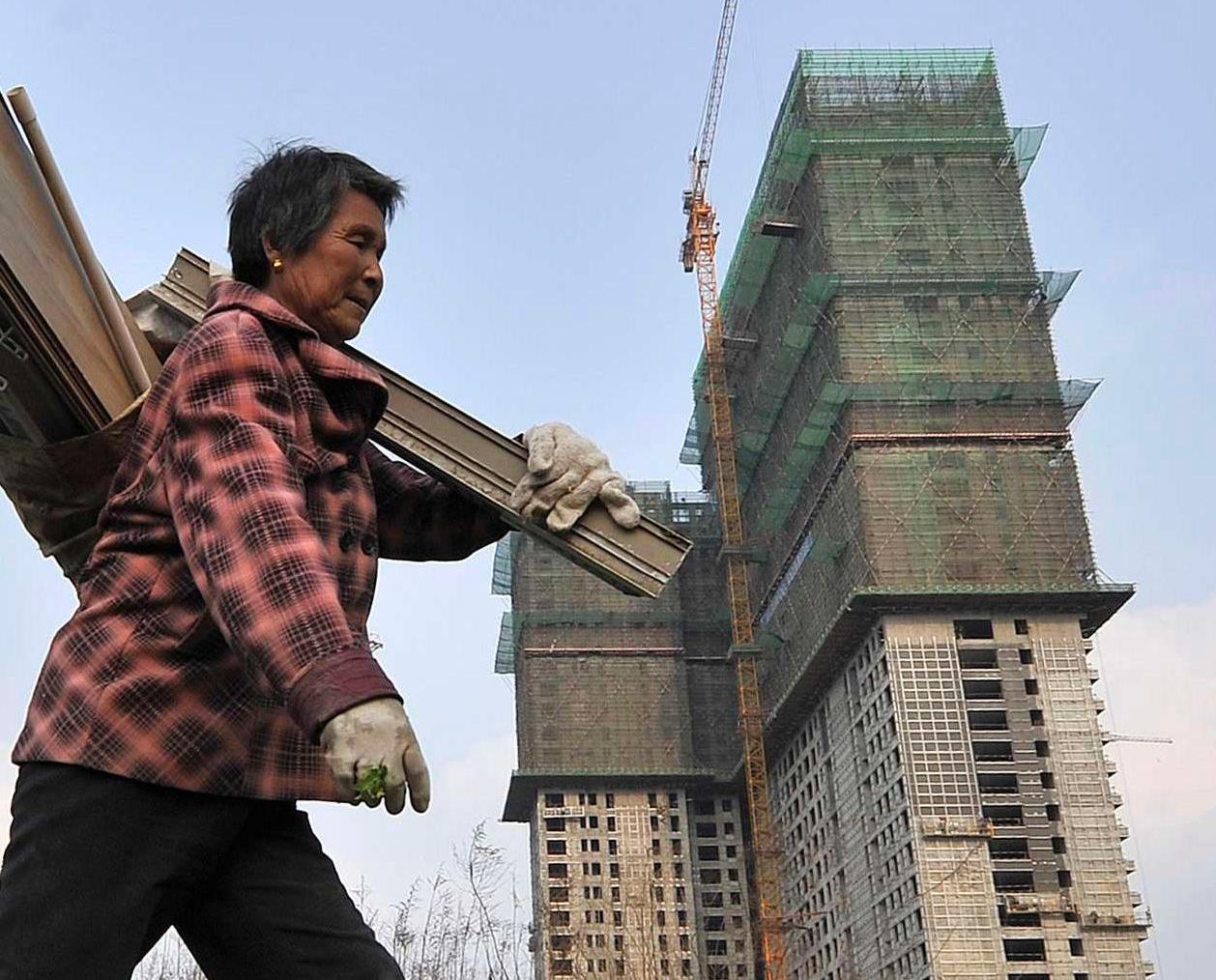 內地房地產市場持續升溫