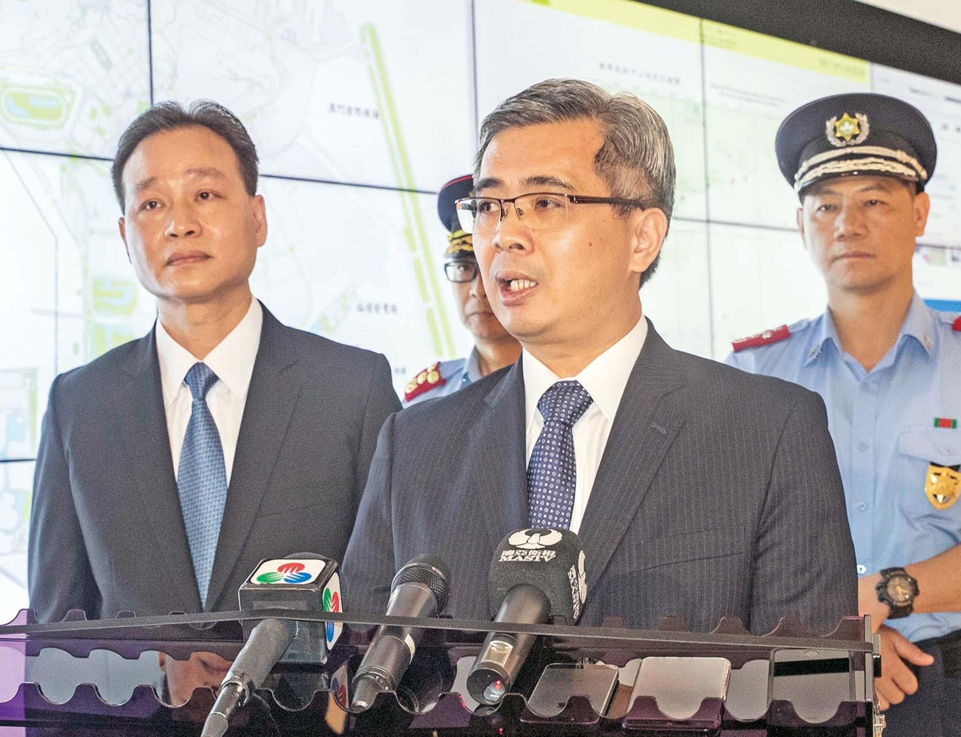 黃少澤:相信內地核安全機構