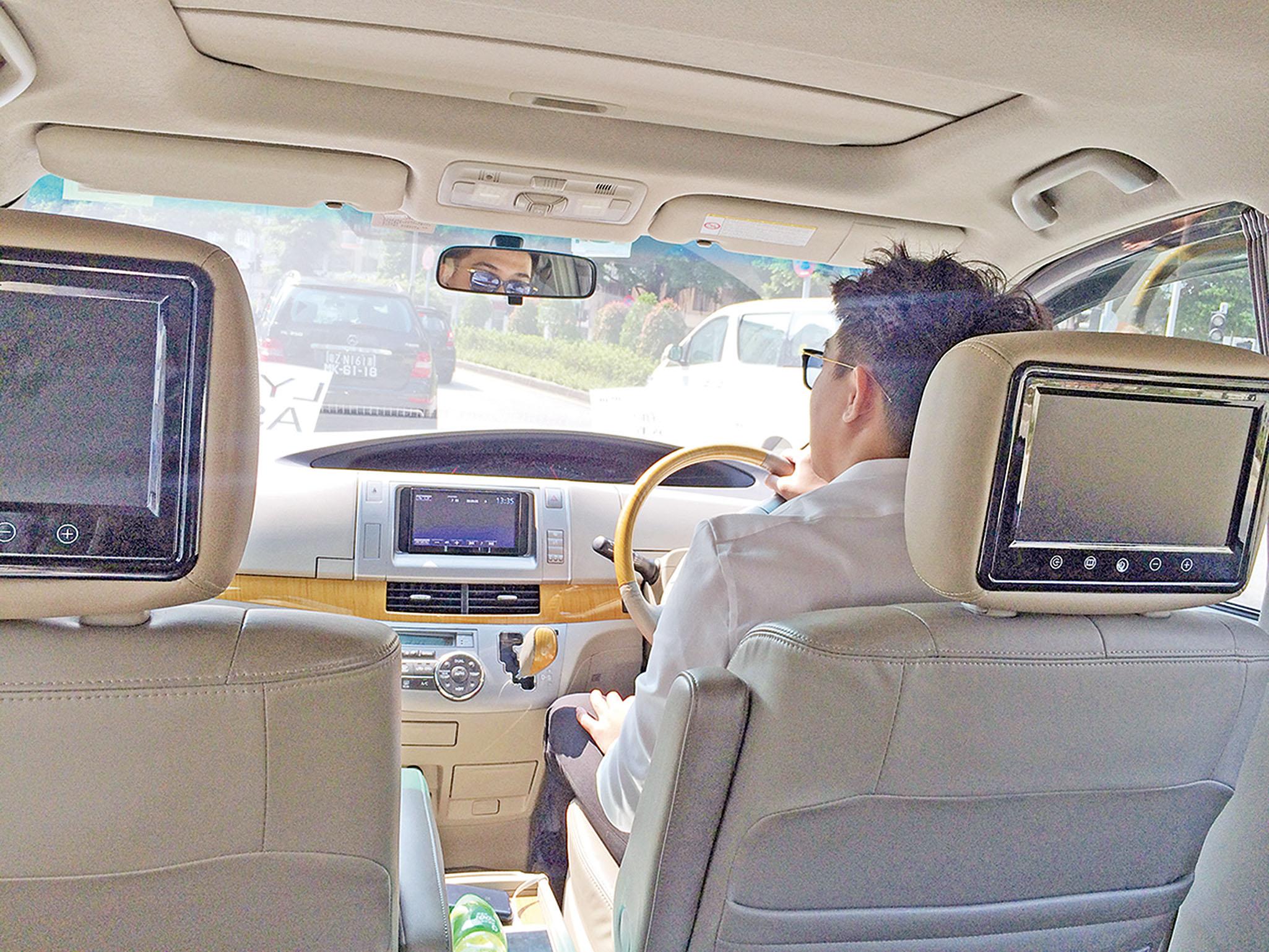 Uber澳門促政府緊跟中央步伐