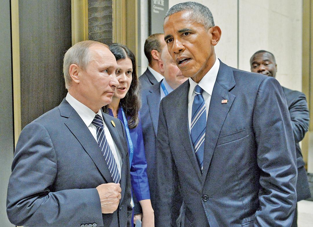 美俄領袖同意繼續談判