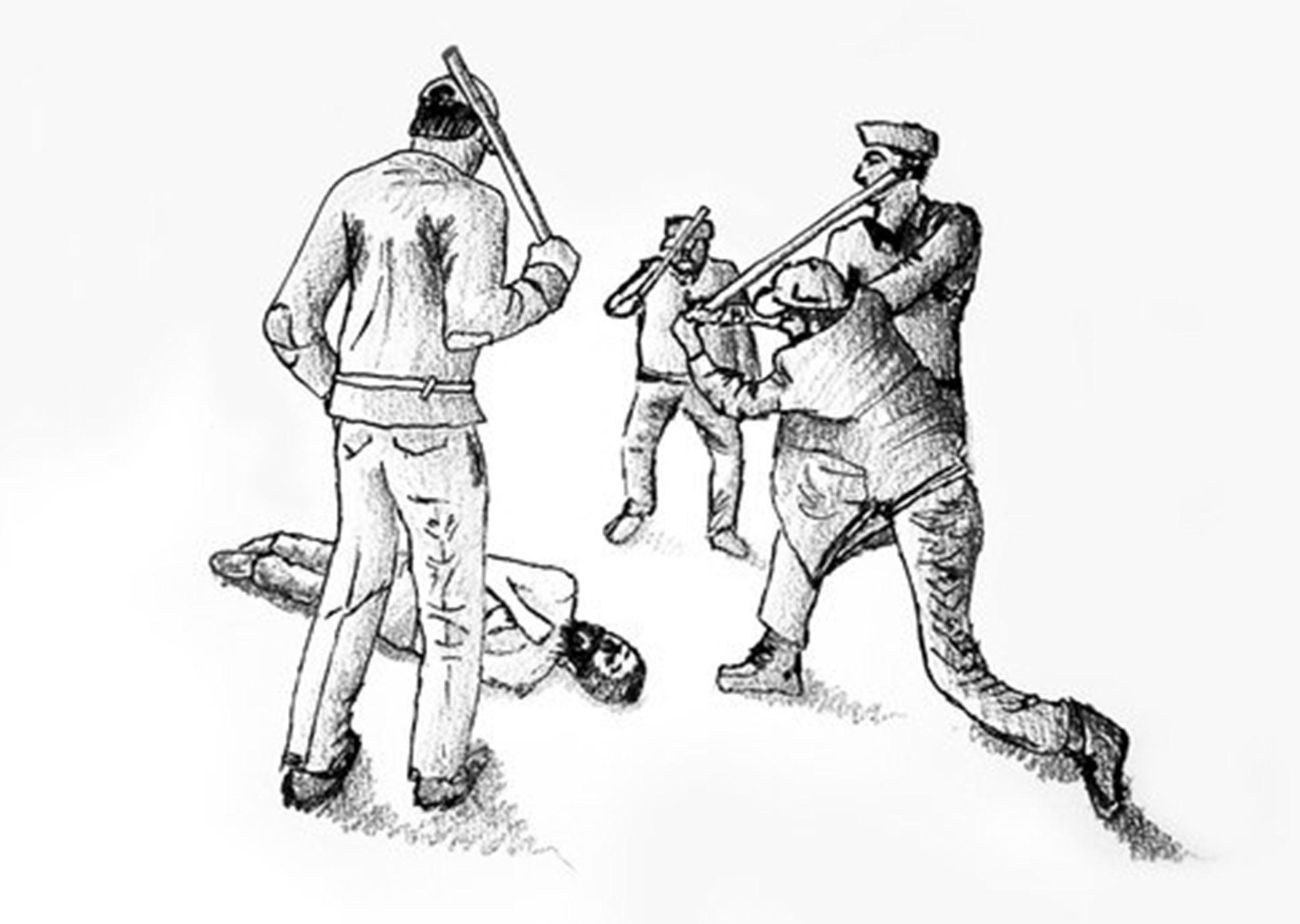 敘政府為屠殺滅跡