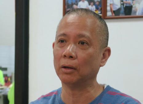 陳德勝促加強社區警務機制