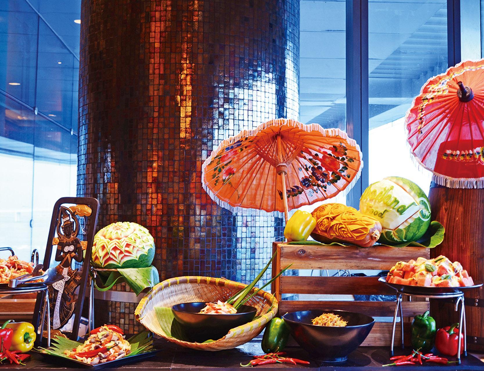 推廣泰國美食節