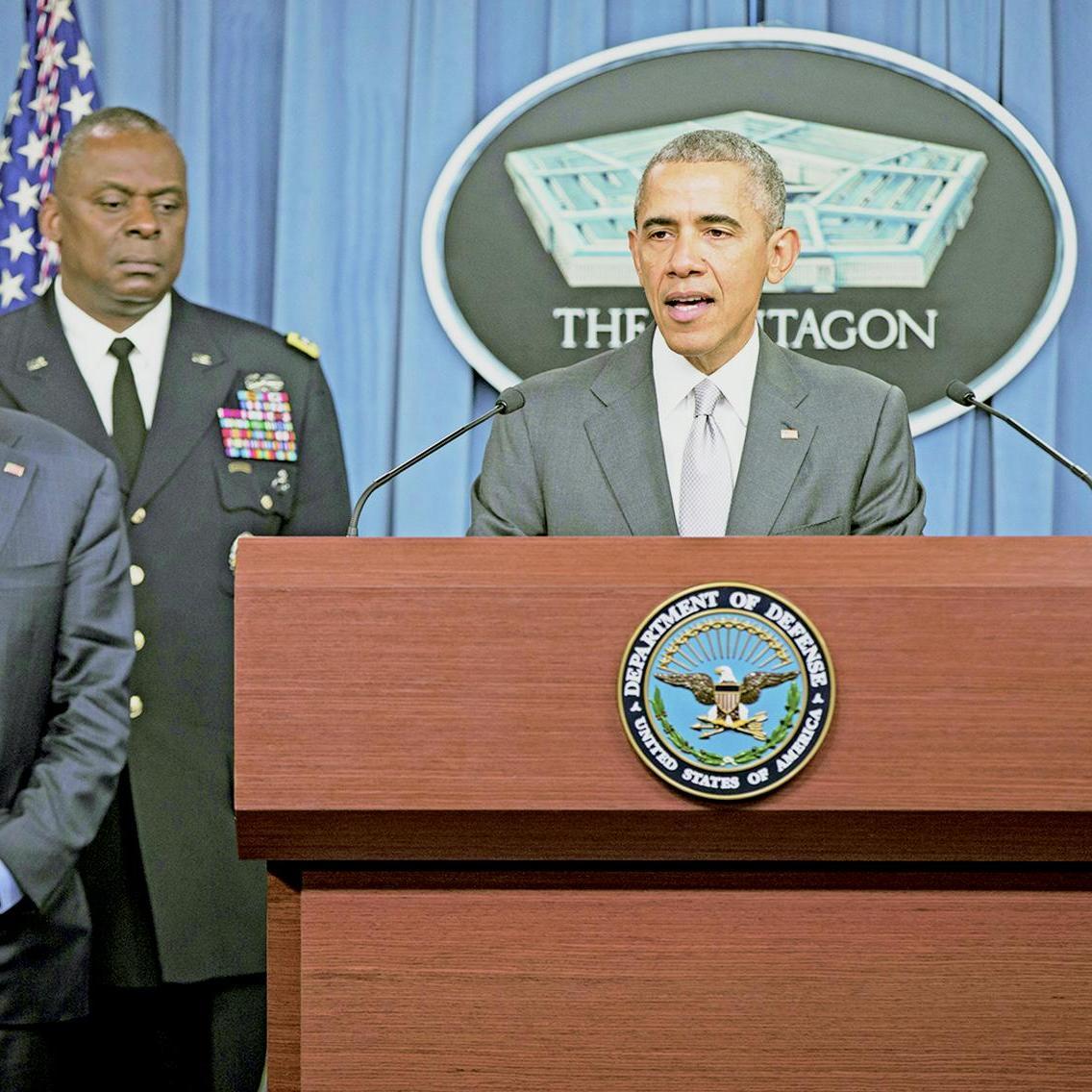 奧巴馬:空襲奏效