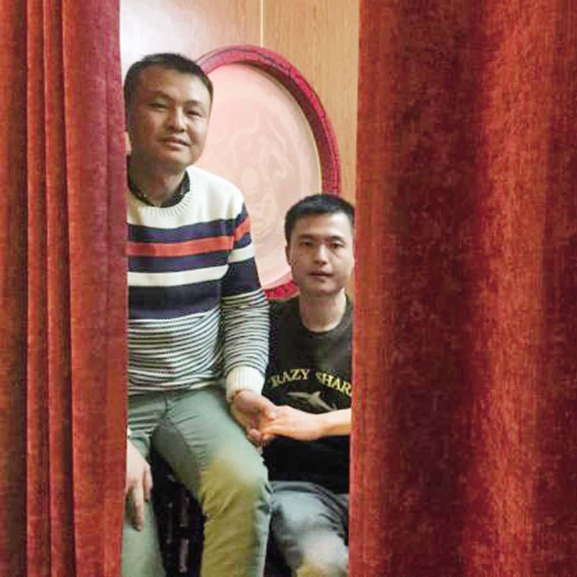 湖南同性戀結婚被拒