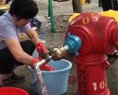 海事局籲勿用消防用水