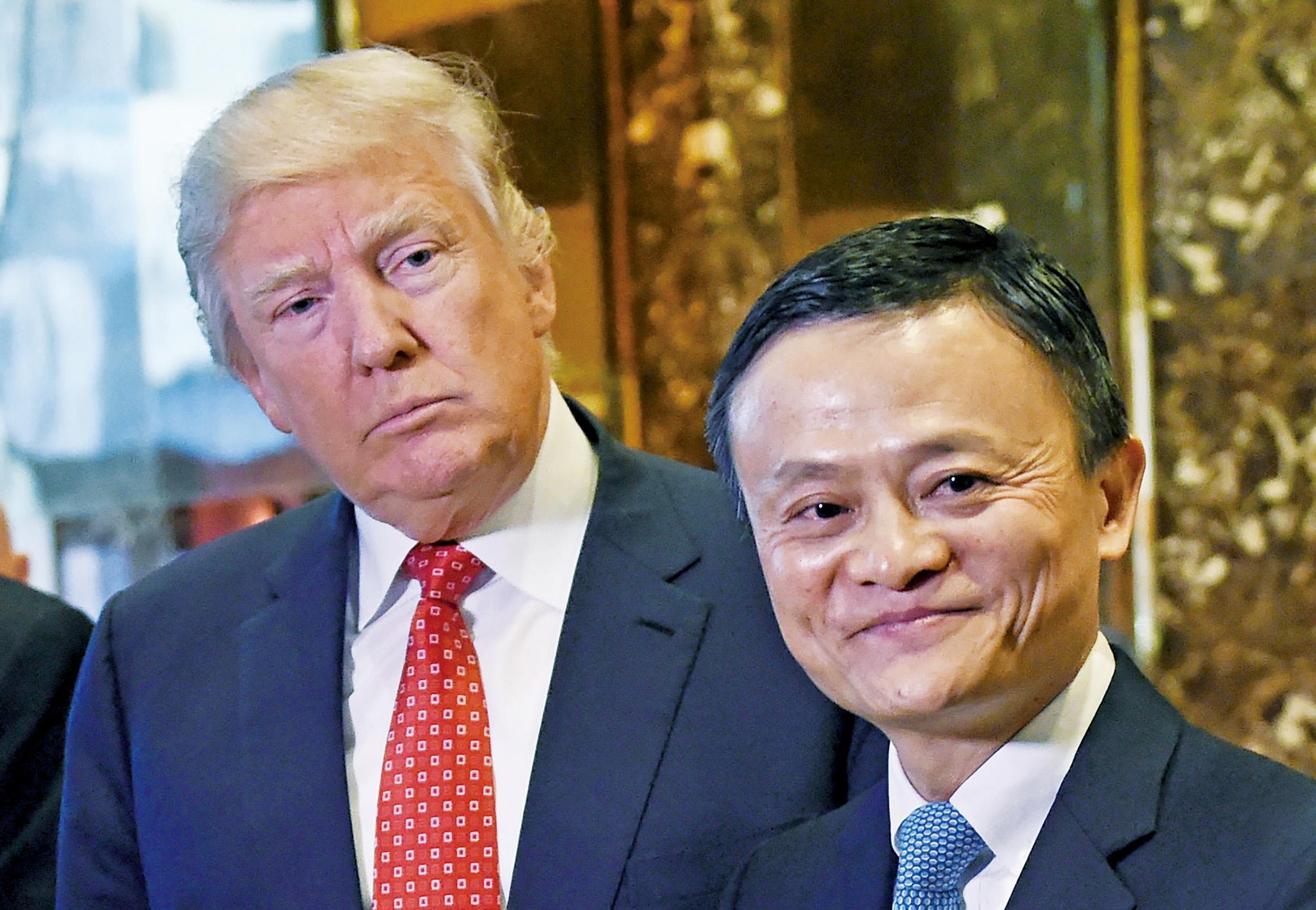 助美企打入中國市場