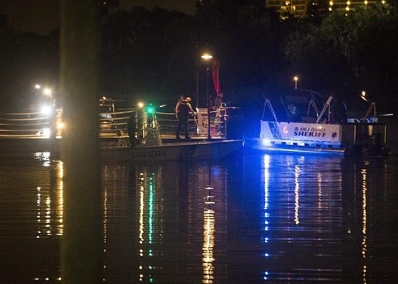 兩歲男童疑遭鱷魚拖落湖失蹤
