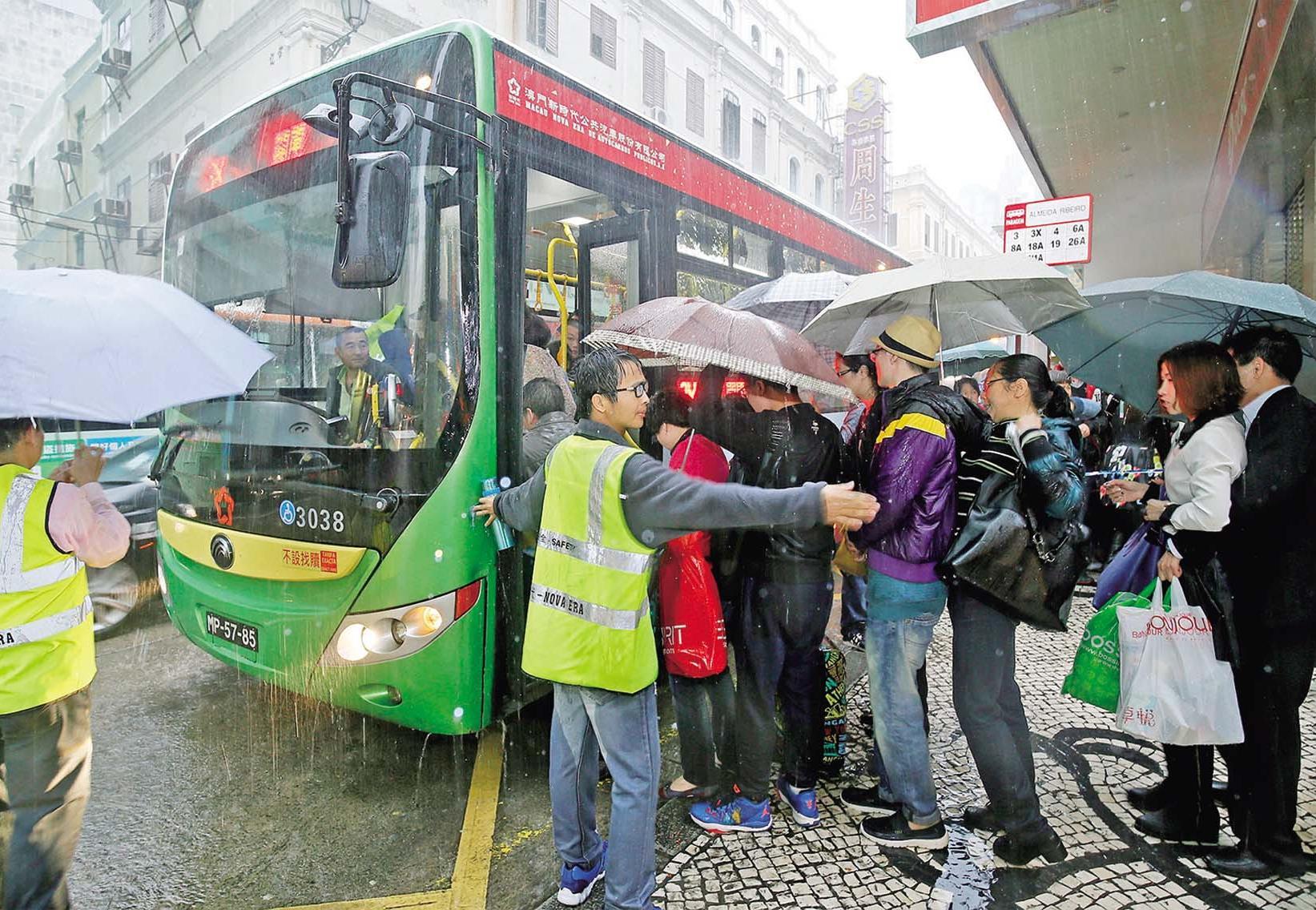 巴士糾紛去年激增42%
