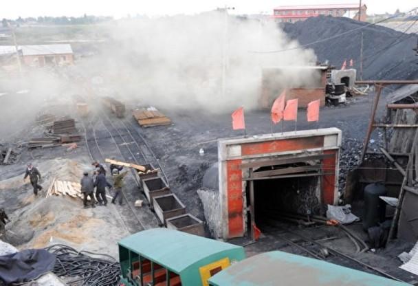 黑龍江煤礦氣爆九名礦工遇難