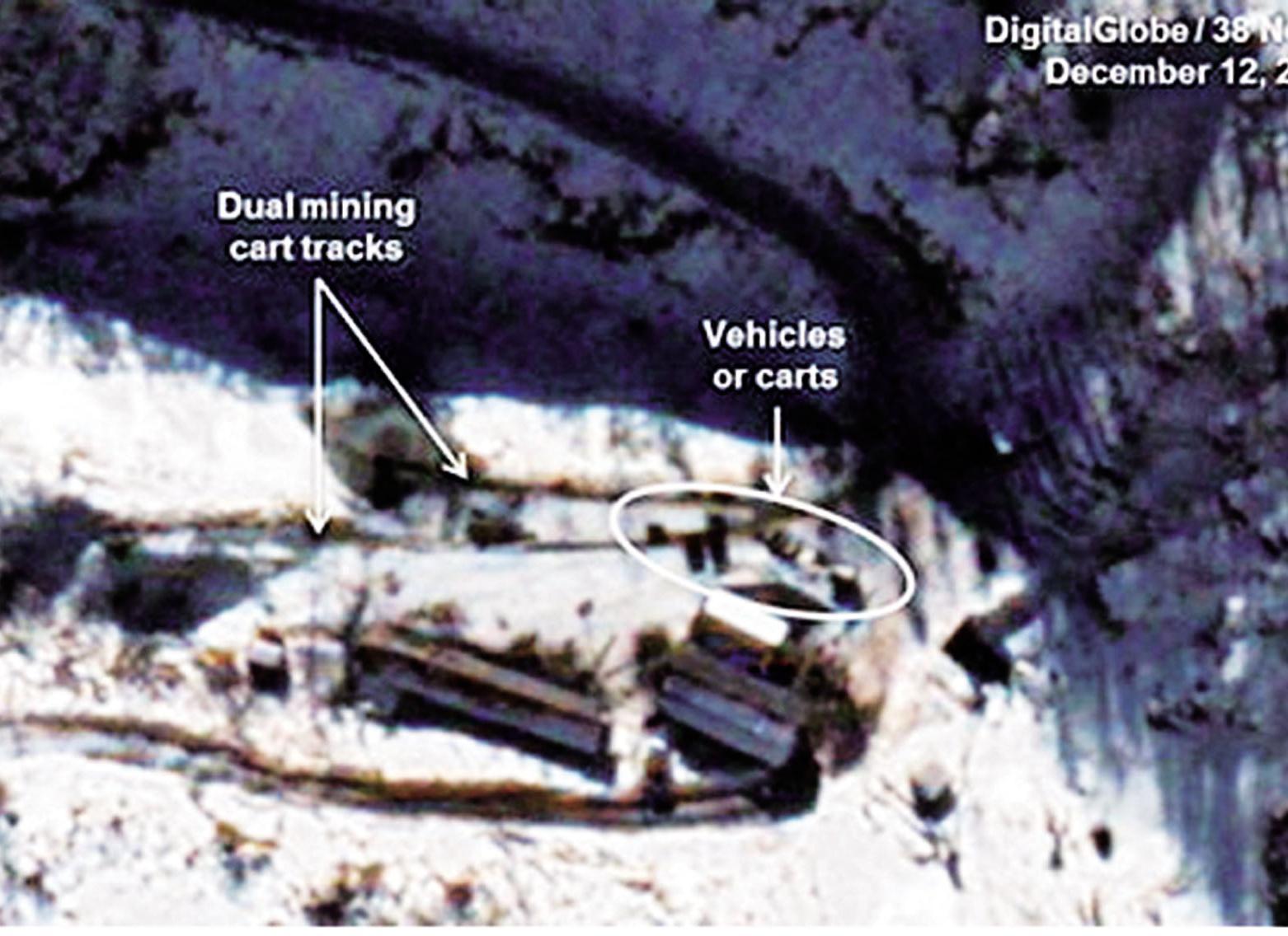 韓公布朝核基地照片