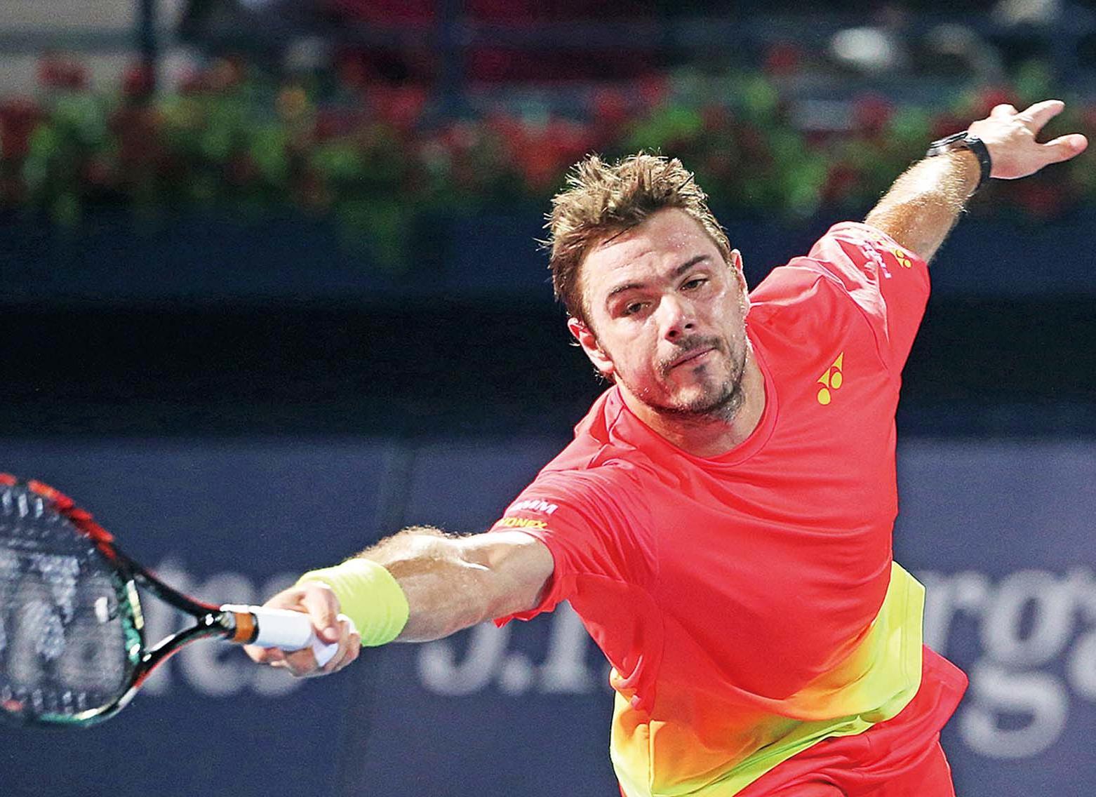 迪拜網球賽