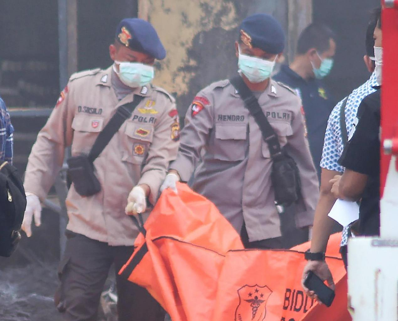 印尼煙花廠爆炸27死35傷