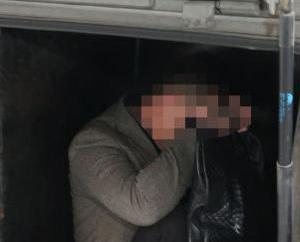 一旅遊巴司機被捕