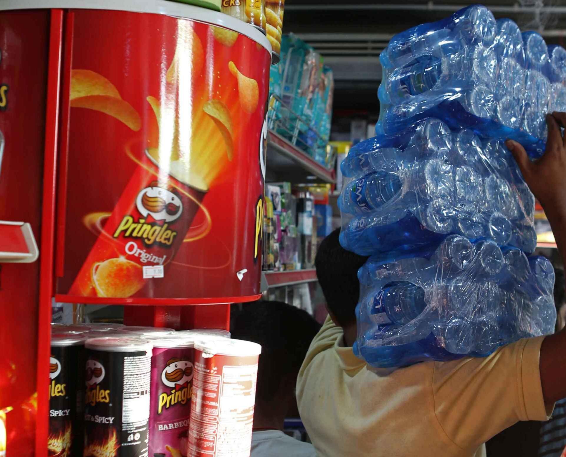 卡塔爾超市掀搶購潮